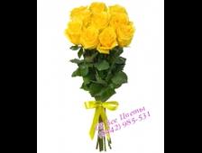 5-7-9 Желтых роз