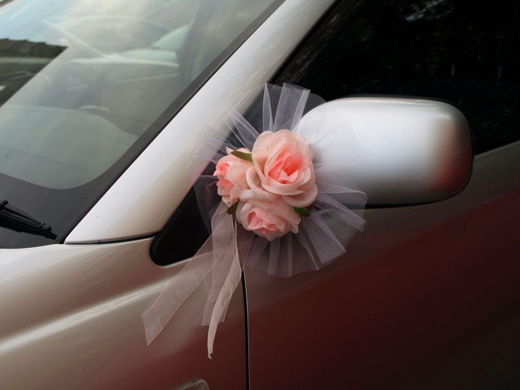 Украшение машин на свадьбу своими руками мастер класс