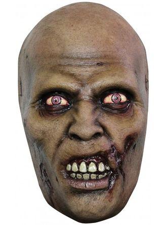 убийца, маска, страшная маска, на голову, ужасная, страшные, маски, латексная, силиконовая, зомби