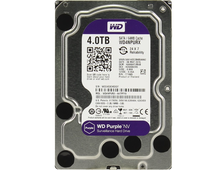 4 ТБ Жесткий диск WD Purple NV IntelliPower [WD40PURZ]