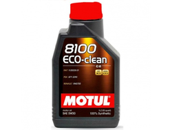 Motul 8100 Eco-Clean 5W-30 C2 (1L)