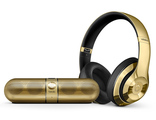 Набор Beast Studio Wireless + Pill 2.0 Gold Limited Edition