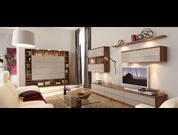 Комплексное оснащение мебелью