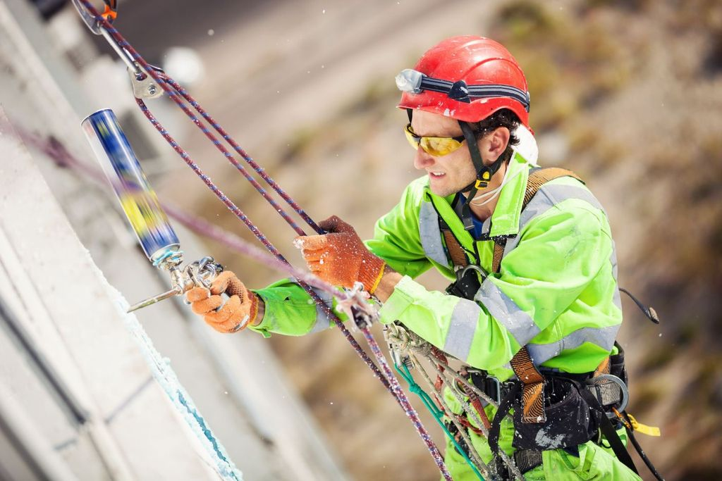 Промышленный альпинист нижний новгород требуется