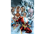 Постер Maxi Pyramid: DC: Shazam (The Power of Shazam)
