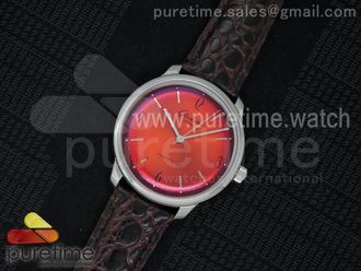 The Senator Sixties SS YLF Red Dial