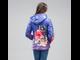 Куртка для девочек C1685 , Jan Steen ( цвет синий сзади)