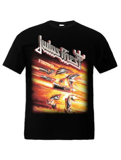 Футболка JUDAS PRIEST - Firepower