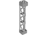 Support 2 x 2 x 10 Girder Triangular Vertical - Type 4 - 3 Posts, 3 Sections, Light Bluish Gray (95347 / 6186292)