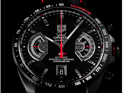 Наручные часы TAG Heuer Grand Carrera Calibre Механика