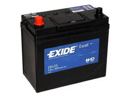 Exide Excell EB455