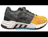 Кроссовки Adidas Torsion черно-серые