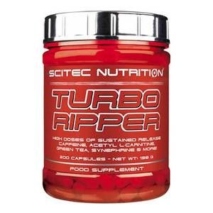 Scitec Nutrition  Turbo Ripper  (200 капс.)