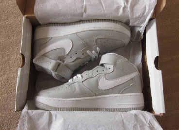 nike air force серые grey