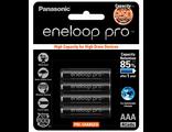 4 AAA Eneloop Pro BK-4HCDE 950 mAh Ni-Mh (блистер)