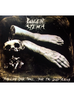 PUNGENT STENCH For God Your Soul... For Me Your Flesh 2-CD Digi