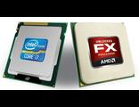 Процессоры CPU для компьютеров и ноутбуков AMD - intel б/у