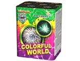 "GW218-94, COLORFUL WORLD, 0,8""/12 залпов"