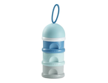 Контейнер для сыпучих смесей Beaba Stacked formula milk container Blue