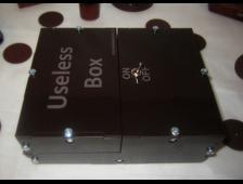 Useless Box (коричневая,собранная)