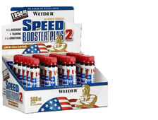 Weider Speed Booster Plus II 20 амп.