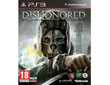 Игра Dishonored (PS3 русская версия)
