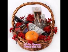 Подарочная корзина Новогодняя-2
