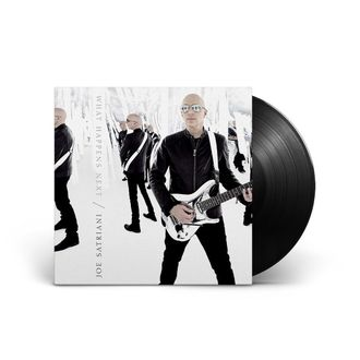 Joe Satriani - What Happens Next 2LP