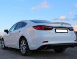 Спойлер для Mazda 6 (13-14)