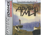 """Another world"" Игра для Гейм Бой (GBA)"