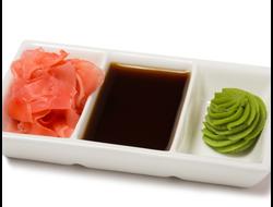 Доп. порции и соусы