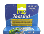 tetra test 6in1 (полоски)