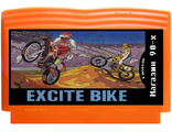 """Excite bike"" Игра для Денди"