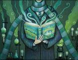 Магия книг. Слизерин