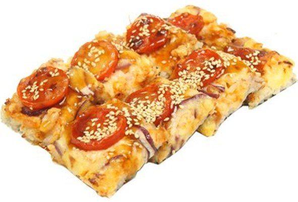 Суши пицца рецепт с фото