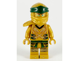 Lloyd ;Golden Ninja;, Right Shoulder Armor, Pearl Gold Head - Legacy, n/a (njo584)