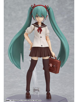 Фигурка Мику Хацунэ Фигма (Hatsune Miku by Figma Sailor Uniform ver.)