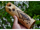 Low wooden ocarina in B