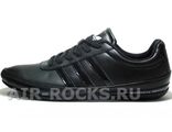 Adidas Porsche Design S3 Black Leather (Euro 40-44) Adi-001