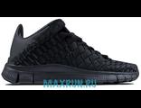 Nike Free Inneva Woven Sp Black черные