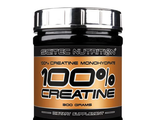 Креатин Scitec Nutrition 100% CREATINE (300 гр)