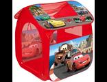 Детская игровая палатка Disney тачки в сумке