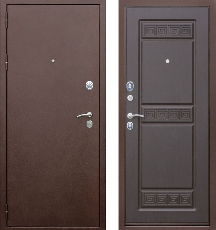 купить в лобне металлические двери