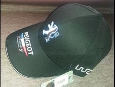 Бейсболка с логотипом авто PEUGEOT