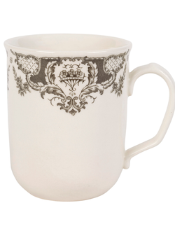 Кружка 200494 HIGH CUP CLOTHILDE GREY 34CL EARTHENWARE