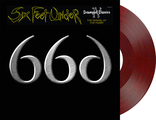 SIX FEET UNDER Graveyard classics IV: The number of the priest LP red