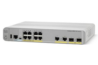 Cisco WS-C2960CX-8TC-L
