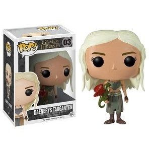 Фигурка Funko POP! Game of Thrones: Daenerys Targaryen - Фигурка Фанко ПОП! Игра Престлов: Дайнерис