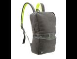 Молодежный рюкзак Zipit REFLECTO со встроенным светоотражающим отделением серый