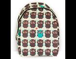 Молодежный рюкзак с совами для девочек SLA00063